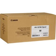 Sada originálních cartridge Canon PFI-707M (Purpurová)