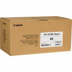 Sada originálních cartridge Canon PFI-707BK (Černá)