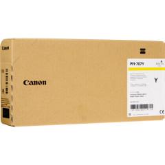Cartridge do tiskárny Originální cartridge Canon PFI-707Y (Žlutá)