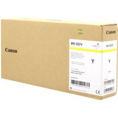 Sada originálních cartridge Canon PFI-707Y (Žlutá)