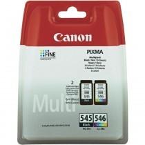 Originální sada cartridge Canon PG-545/CL-546 (Černá, barevná)
