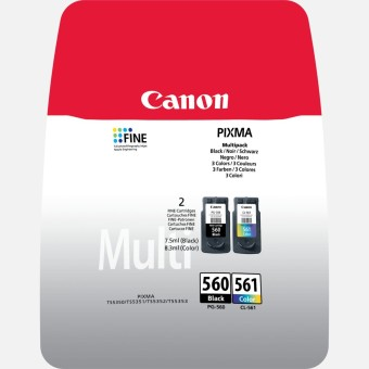 Originální sada cartridge Canon PG-560/CL-561 (Černá, barevná)