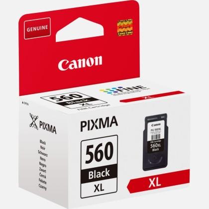 Originální cartridge Canon PG-560XL (Černá)