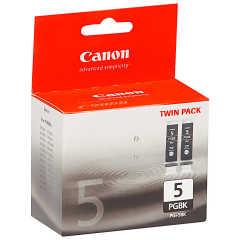 Sada originálních cartridge Canon PGI-5BK (Černá)