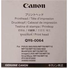 Cartridge do tiskárny Originální tisková hlava Canon QY6-0064-000 (Černá)