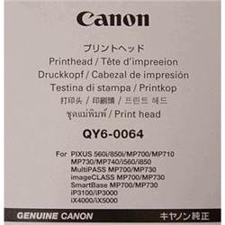 Originální tisková hlava Canon QY6-0064-000 (Černá)