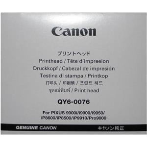 Originální tisková hlava Canon QY6-0076-000 (Černá)