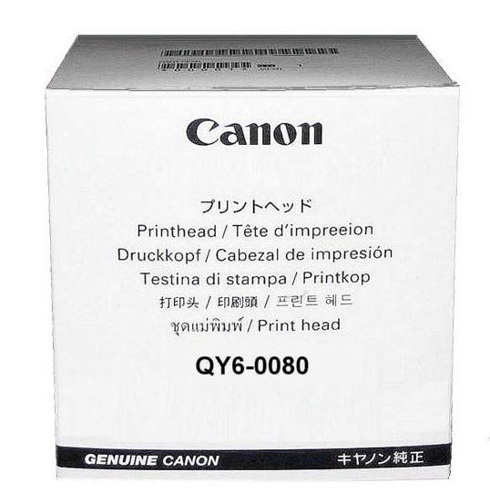Originální tisková hlava Canon QY6-0080-000 (Černá)
