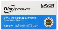Cartridge do tiskárny Originální cartridge Epson PJIC1 (C13S020447) (Azurová)