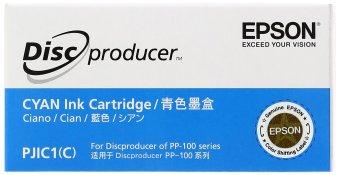 Originální cartridge Epson PJIC1 (C13S020447) (Azurová)