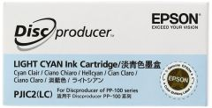 Cartridge do tiskárny Originální cartridge Epson PJIC2 (C13S020448) (Světle azurová)
