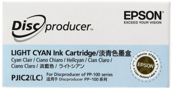 Originální cartridge Epson PJIC2 (C13S020448) (Světle azurová)