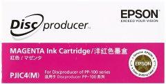 Cartridge do tiskárny Originální cartridge Epson PJIC4 (C13S020450) (Purpurová)