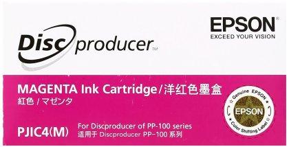 Originální cartridge Epson PJIC4 (C13S020450) (Purpurová)