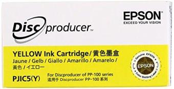 Originální cartridge Epson PJIC5 (C13S020451) (Žlutá)