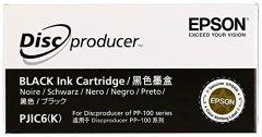 Cartridge do tiskárny Originální cartridge Epson PJIC6 (C13S020452) (Černá)