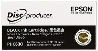 Originální cartridge Epson PJIC6 (C13S020452) (Černá)