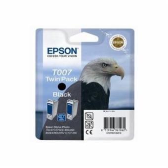 Sada originálních cartridge EPSON T007 (Černá)