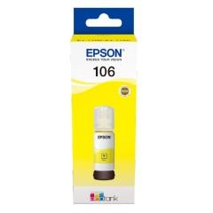 Cartridge do tiskárny Originální lahev Epson 106 Y (C13T00R440) (Žlutá)
