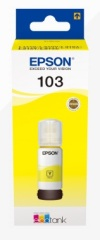 Cartridge do tiskárny Originální lahev Epson 103 Y (C13T00S44A) (Žlutá)