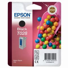 Cartridge do tiskárny Originální cartridge EPSON T028 (Černá)