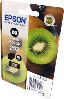 Originální cartridge EPSON č. 202 (T02F1) (Foto černá)
