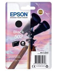 Cartridge do tiskárny Originální cartridge Epson 502 BK (T02V1) (Černá)