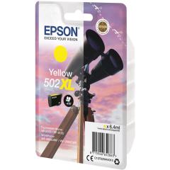 Cartridge do tiskárny Originální cartridge Epson 502 XL Y (T02W4) (Žlutá)