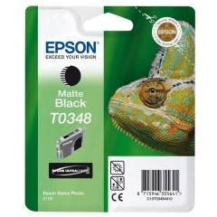 Cartridge do tiskárny Originální cartridge EPSON T0348 (Matná černá)