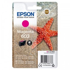 Cartridge do tiskárny Originální cartridge EPSON č. 603 (T03U3) (Purpurová)