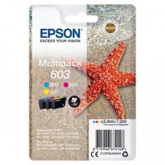 Sada originálních cartridge EPSON č. 603 (T03U5)
