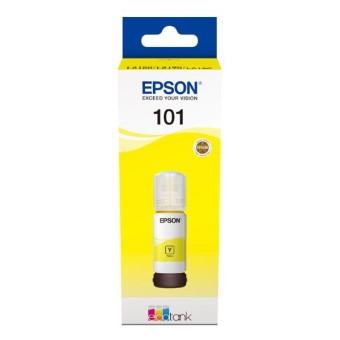 Originální lahev Epson č. 101 (C13T03V44A) (Žlutá)