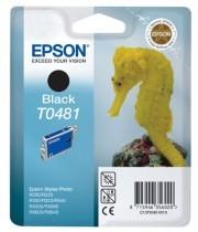 Originální cartridge EPSON T0481 (Černá)