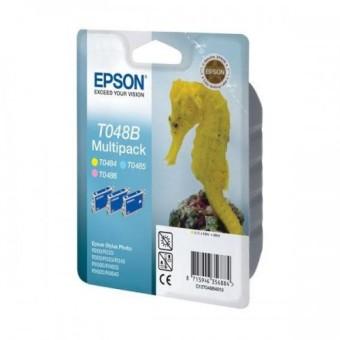 Sada originálních cartridge EPSON T048B