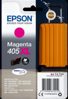 Originální cartridge EPSON č. 405 XL (T05H3) (Purpurová)