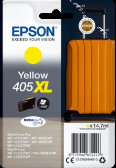 Originální cartridge EPSON č. 405 XL (T05H4) (Žlutá)