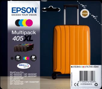 Sada originálních cartridge EPSON č. 405 XL (T05H6)
