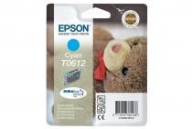 Originální cartridge EPSON T0612 (Azurová)
