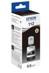 Cartridge do tiskárny Originální lahev Epson 112 BK (C13T06C14A) (Černá)