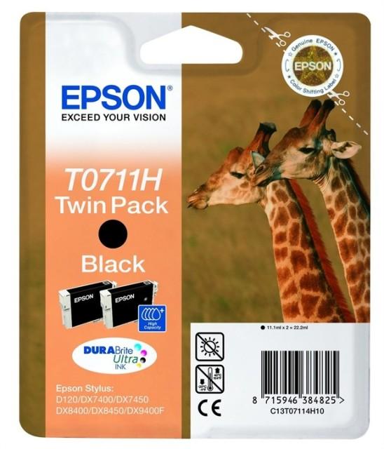 Sada originálních cartridge EPSON T0711H
