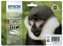 Sada originálních cartridge EPSON T0895 - obsahuje T0891-T0894