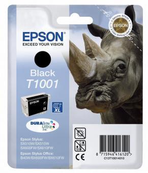 Originální cartridge EPSON T1001 (Černá)