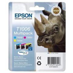 Sada originálních cartridge EPSON T1006 - obsahuje T1002-T1004