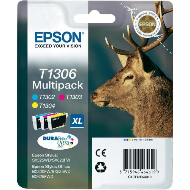 Sada originálních cartridge EPSON T1306