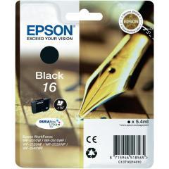 Cartridge do tiskárny Originální cartridge EPSON T1621 (Černá)