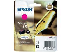 Cartridge do tiskárny Originální cartridge EPSON T1623 (Purpurová)
