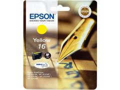 Cartridge do tiskárny Originální cartridge EPSON T1624 (Žlutá)