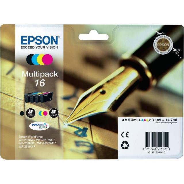 Sada originálních cartridge EPSON T1626
