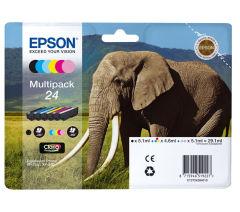 Sada originálních cartridge EPSON T2428 - obsahuje T2421-T2426