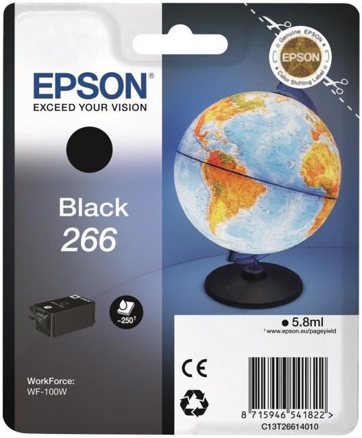 Originální cartridge Epson T2661 (Černá)